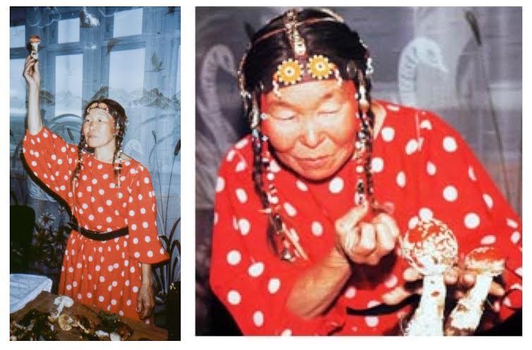 Siberian Soma ritual